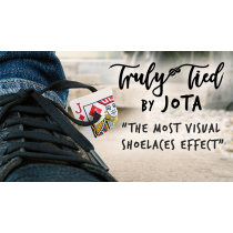 Truly Tied BLACK (Gimmick and Online Instructions) by JOTA