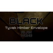 Tyvek Himber Envelopes BLACK (10 pk.) by Alan Wong