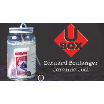 UBOX by Edouard Boulanger