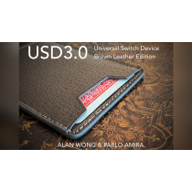 USD3 - Universal Switch Device BROWN by Pablo Amira and Alan Wong