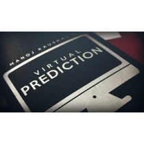 VIRTUAL PREDICTION (Gimmick and Online Instructions) by Manoj Kaushal