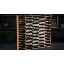 Playing Cards Wall (100 Decks) Display by TCC - Kartenbox
