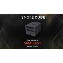 SMOKE CUBE (Gimmick and Online Instructions) by João Miranda
