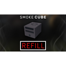 REFILL for SMOKE CUBE by João Miranda