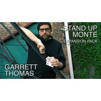 Stand Up Monte Expansion Pack (DVD and Gimmicks) by Garrett Thomas