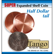 Super Expanded Shell Half Dollar tail by Tango -Trick (D0082)