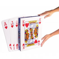 "Super Jumbo Cards - 10"" x 14"" ( 25,4 x 35,56 cm)"