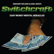 SwitchCraft by Greg Wilson and Karl Hein - DVD