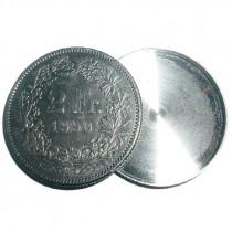 2 Franken Shell-Münze - erweitert