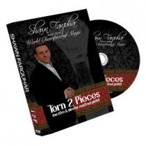 Torn 2 Pieces by Shawn Farquhar - DVD