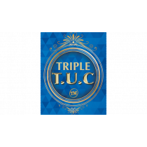 Triple TUC Quarter (Gimmicks and Online Instructions) by Tango