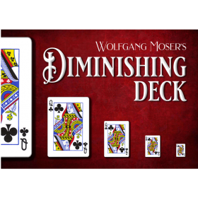 Diminishing Deck by Wolfgang Moser