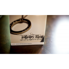 Infinity Ring by Will Tsai and SansMinds