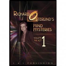 Mind Mysteries by Richard Osterlind Vol 1 (DVD)