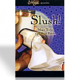 Slush! - Magic Tricks with Slush Powder