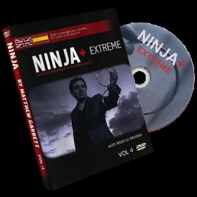 Ninja+ Extreme DVD (DVD, SPANISH and English) by Matthew Garrett