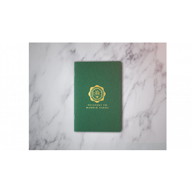 Passport to Marked Decks by Phill Smith and DMC - Book