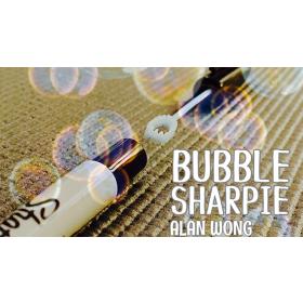 Bubble Sharpie Set by Alan Wong