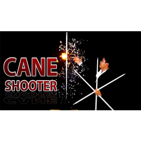 Cane Shooter with Remote by 7 MAGIC