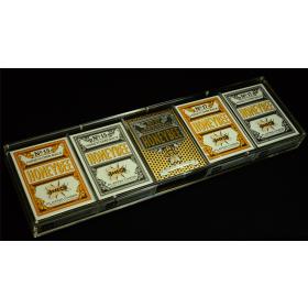 Carat X5 (Holds 5 Decks) - Kartenbox