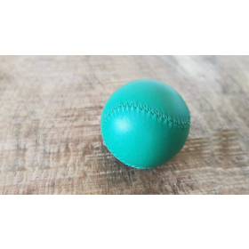 Final Load Ball Leather Green (5.7 cm) by Leo Smetsers