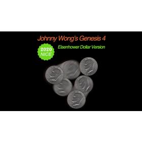 Genesis 4 Eisenhower by Johnny Wong