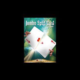 JUMBO Split Card by Syouma