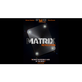 MATRIX REVOLUTION Red by Mickael Chatelain