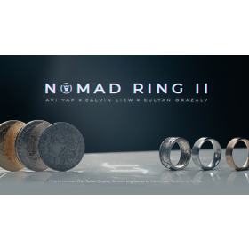 Skymember Presents: NOMAD RING Mark II (Morgan) by Avi Yap, Calvin Liew and Sultan Orazaly
