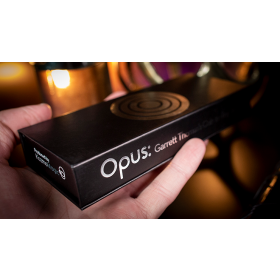 Opus (22 mm Gimmick and Online Instructions) by Garrett Thomas