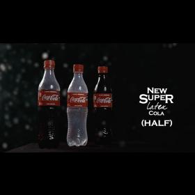 Super Latex Cola Drink (Half) by Twister Magic