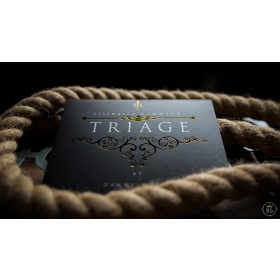 Triage (with constructed gimmick) by Danny Weiser & Shin Lim Presents