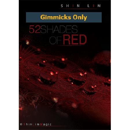 52 Shades Gimmicks by Shin Lim
