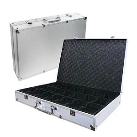Zauberer-Koffer Aluminium