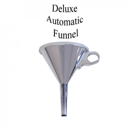 Automatic Funnel Deluxe Chrome Plated